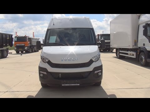 Iveco Daily 35 S13 A8 V Hi-Matic (2016) Exterior and Interior in 3D