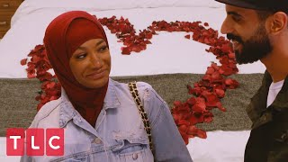 Yazan's Surprise for Brittany | 90 Day Fiancé: The Other Way