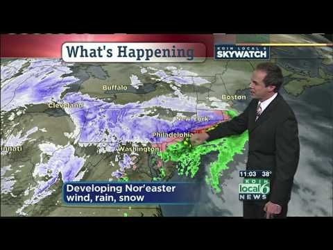 Portland weatherman
