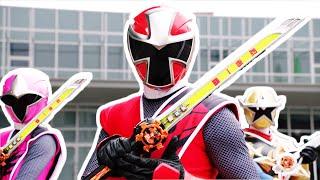 Car Trouble | Super Ninja Steel | Power Rangers Official