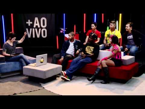 Baixar Emicida e Gang do Eletro no +AoVivo Especial Sónar - 24 de abril de 2012