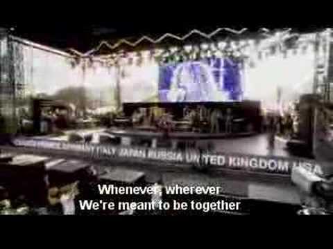 Whenever whenever - Shakira
