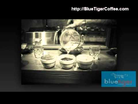 Does Blue Tiger Coffee Require a Contract? Our Seattle Office Coffee does.