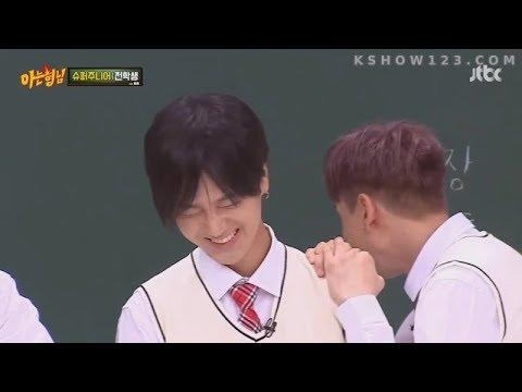 Yesung Eunhyuk (YeHyuk) Moment - WI & KB