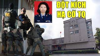 Lính bắn tỉa TQ nhắm lãnh sự quán Mỹ, đặc vụ FBI đột kích vào ổ gián điệp Houston