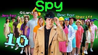 If AMONG US Had A SPY