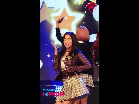 [Fancam/직캠] Naeun(나은) _ April(에이프릴) _ Oh! my mistake(예쁜게 죄) _ Simply K-Pop _ 110918