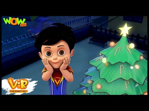 Merry Christmas Fursatganj Part 1 - Vir: The Robot Boy WITH ENGLISH, SPANISH & FRENCH SUBTITLES