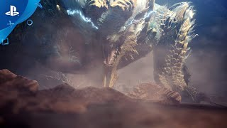 Monster hunter world: iceborne :  bande-annonce