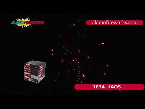 1834 Kaos - Alamo Fireworks