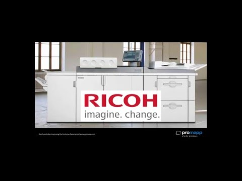 Ricoh Australia shares process mapping secrets