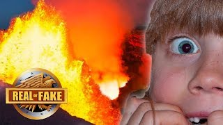 YELLOWSTONE SUPERVOLCANO TO ERUPT SOON - real or fake?