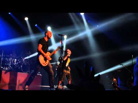 The Used - Buried Myself Alive (Live in KL)