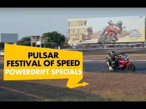 PowerDrift Specials: Pulsar Festival of Speed