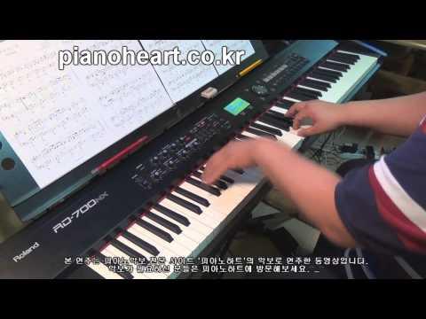 성시경(Sung si kyung) - 내게 오는 길(The Road to Me) piano cover,RD-700NX