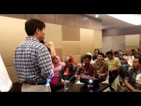 Indonesia Drjeon biocera Alkaline seminar