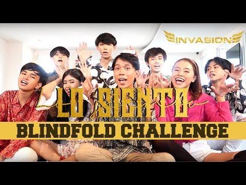 [K-POP Dance Challenge : Blindfold] SUPER JUNIOR 슈퍼주니어 'Lo Siento (Feat. KARD)'