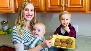 The Best Pumpkin Cookies   What's In Ellie's Belly