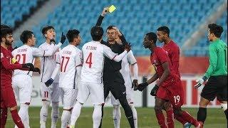 Trọng tài Singapore bắt trận Việt Nam - Iran từng xử ép U23 Việt Nam tại trận bán kết U23 Châu Á