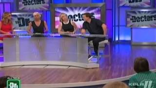 The Doctors: This Girl Didn't Wash Her Hair For 5 Years!