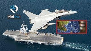 Biển đông 2019 và các Hàng không mẫu hạm đồng minh