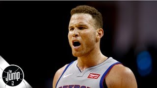 Blake Griffin says he was '0-for-3' in free agency recruiting this year   The Jump