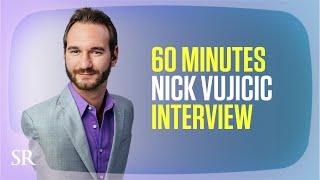 Nick Vujicic: 60 Minutes Interview - No limbs, No limits