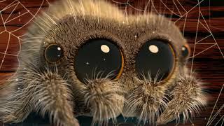Megaraptor - Musical Spider (Lucas the Spider Metal)