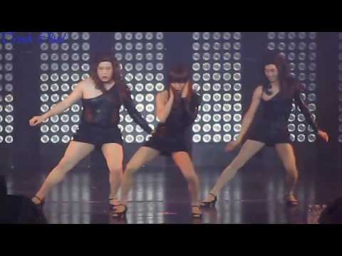 Kim HeeChul dance girlgroup