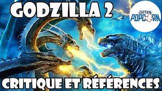 GODZILLA 2 : critique sans/avec spoilers et références occultes !