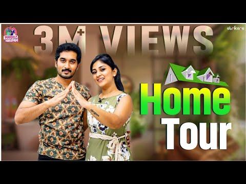 Manjula Nirupam sharers home tour moments