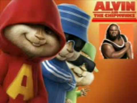 Alvin las ardillas cantan el tema de Mark Henry