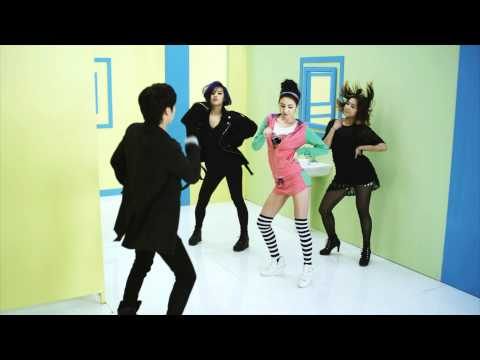 간미연 미니앨범 타이틀 곡  '파파라치'  M/V