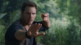 Watch Chris Pratt Escape an Angry T. Rex in 'Jurassic World: Fallen Kingdom' | Anatomy of a Scene