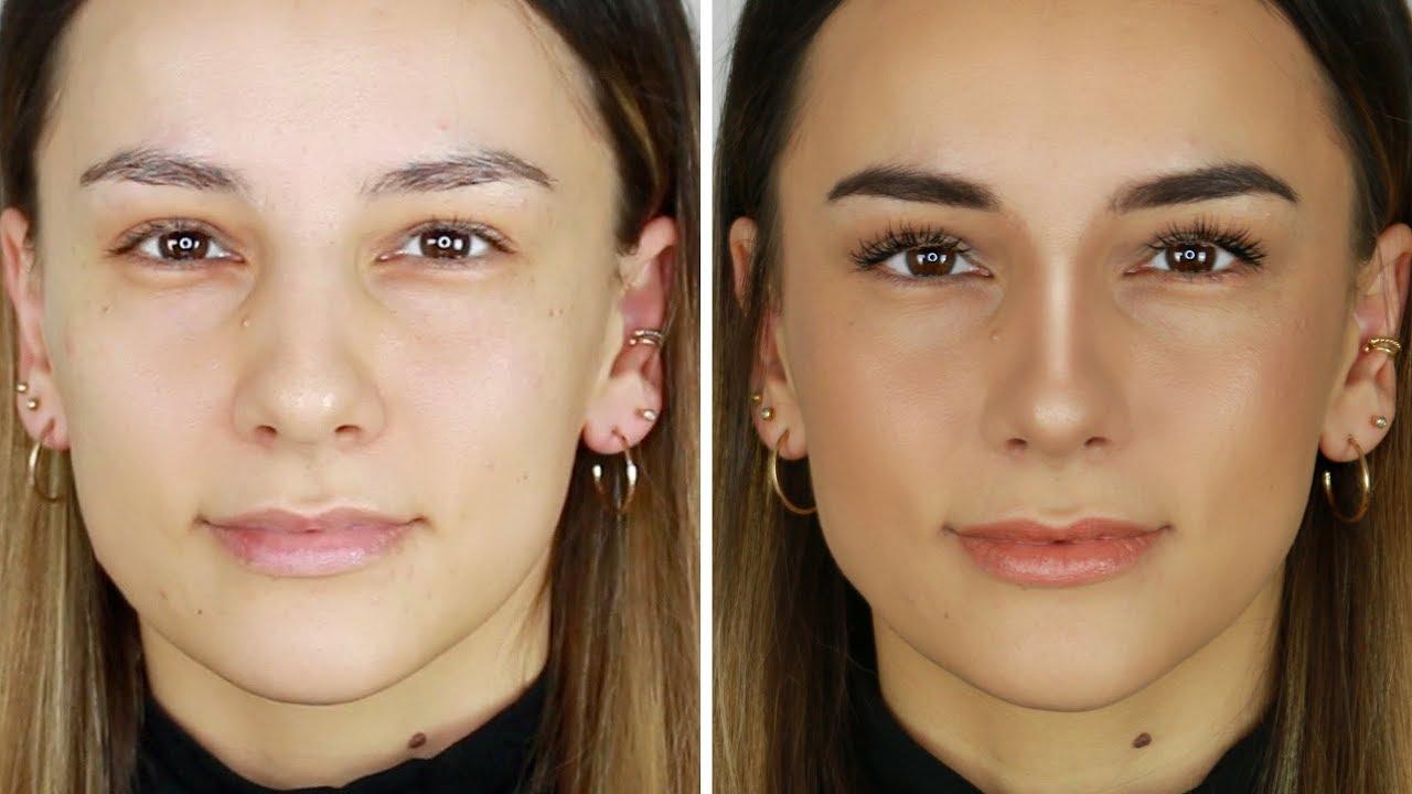 How To: Nase schmäler schminken