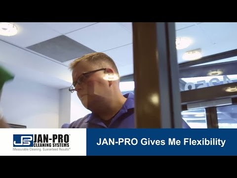 Jan Pro Franchise Owners Talks About The Franchise Ownership Lifestyle