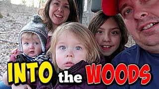 Family Trip in the Woods (Making Memories)