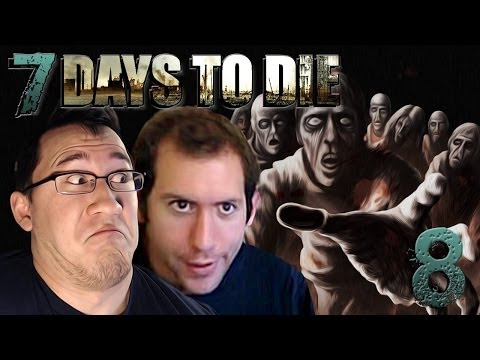 BACK-STABBING   7 Days To Die #8 - Smashpipe Games