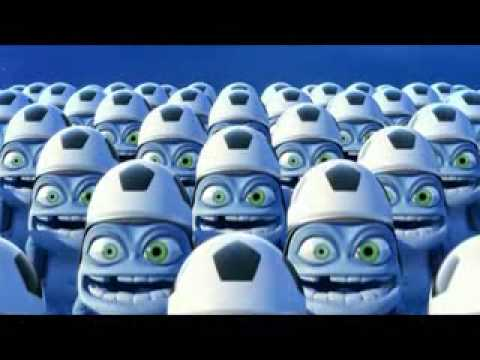 We Are The Champions - Crazy Frog Soccer