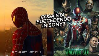 Sony realizzerà davvero SPIDER-MAN 4 e The Amazing Spider-man 3?