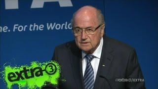 Extra 3 extra: FIFA-Skandal