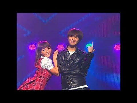 【TVPP】BIGBANG - Grease (with Wonder Girls), 빅뱅 - 그리스 (with 원더걸스) @ 2007 KMF Live