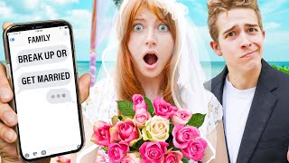 30 Ways FAMILY Controlled My DATE NIGHT!