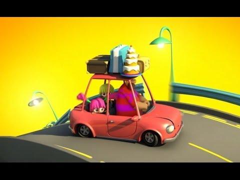 El Auto de Papá - Rondas y Canciones Infantiles 2
