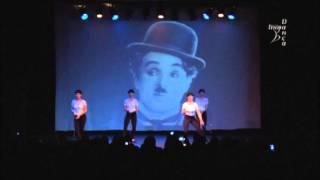 Charles Chaplin - InovaDance 2012 - Espetáculo: ...Inesquecível!!!