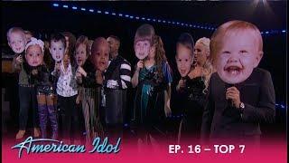 American Idol Top 7 Intro: IT'S PRINCE NIGHT! | American Idol 2018