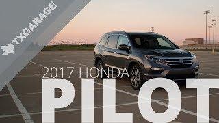 2017 Honda Pilot Review - 3-Row Family SUV