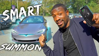 Tesla Smart Summon: Does It Actually Work?