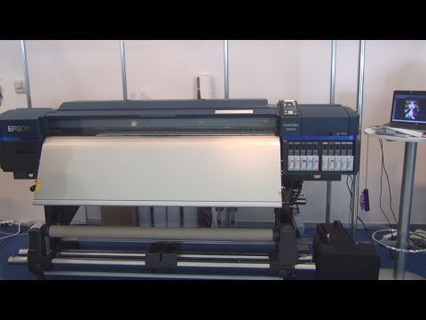 Epson SureColor SC-S80610 creative signage printer review in 3D