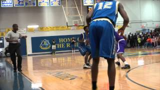 6' PG Maurice Howard Hits Clutch 3 to Send Game to OT